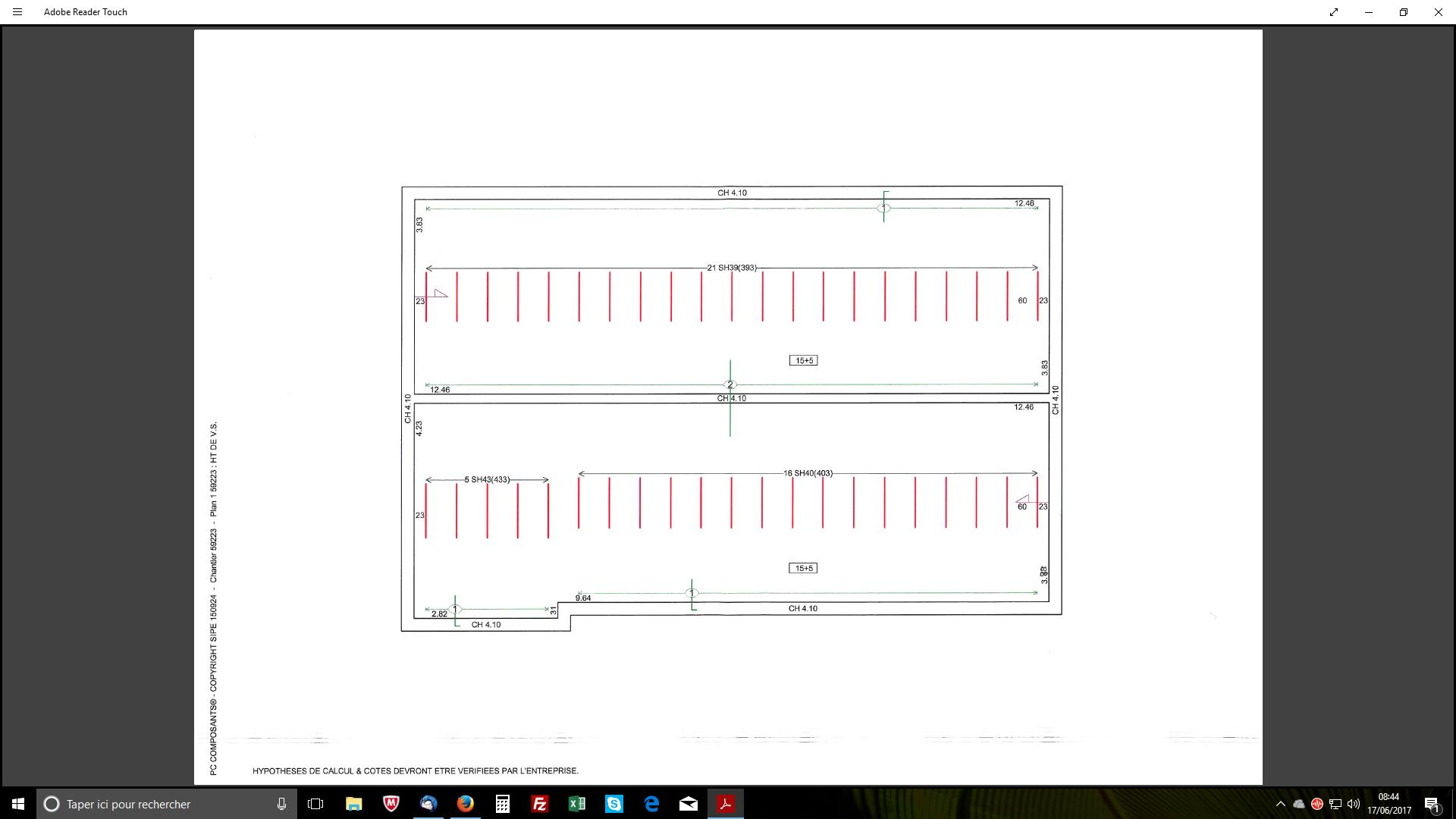 Comment calculer le nombre de treillis soud n cessaire mon plancher le plancher - Simulateur de calcul surface de plancher ...