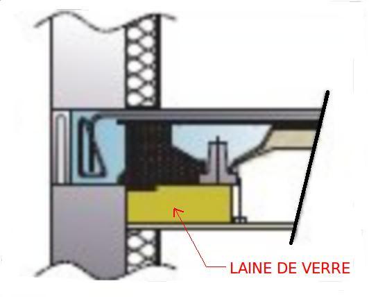 laine de verre anti feu maison design