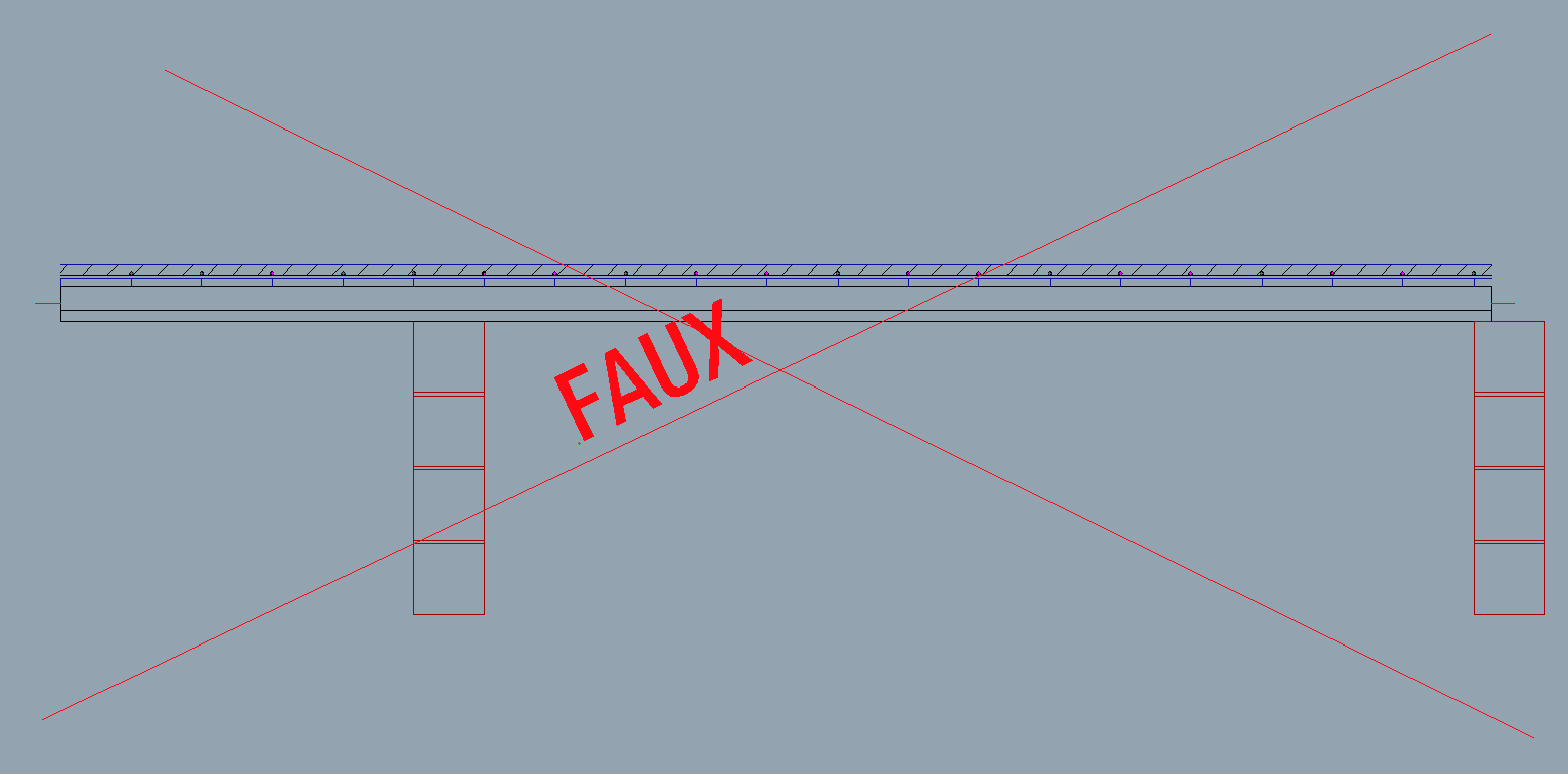 peut on installer des poutrelles pr contraintes en porte faux pour faire un balcon par. Black Bedroom Furniture Sets. Home Design Ideas